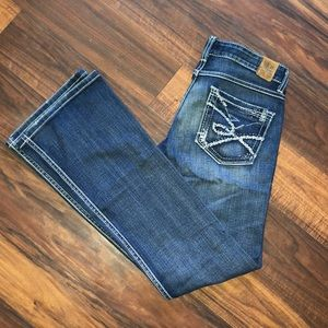 BKE Denim Madison Stretch Bootcut Jeans Sz. 27